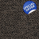 Carpet Tiles Dark Brown