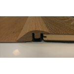 UKFS Oak door threshold Reducer
