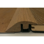 Solid Oak Door Threshold Reducer