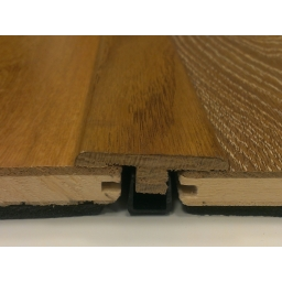 Solid Oak Door Threshold T-Bar