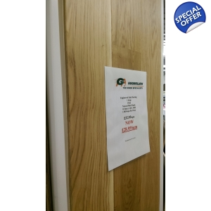 Magnum Natural Engineered Oak Uniclic Matt Lacqu..
