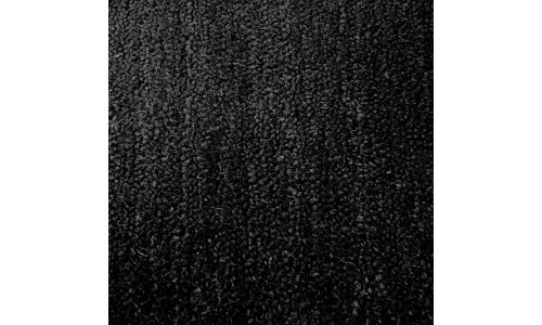 Coir Matting Black 1m wide