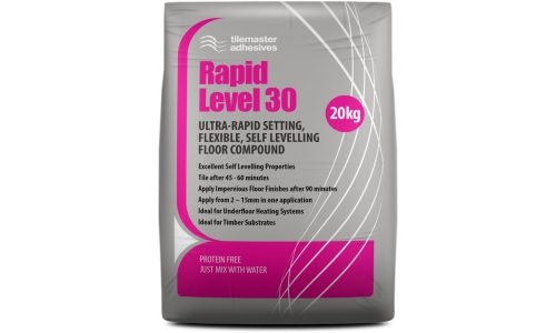 Rapid Level 30 Water based 20kg
