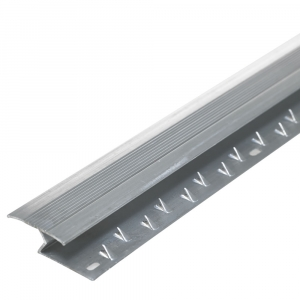UKFS Silver Effect Z Grip Door Threshold