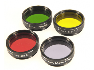 "1.25"" LUNAR/PLANETARY FILTER SET"