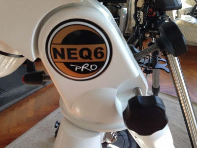 EQ6/NEQ6 Mount Belt Hypertune