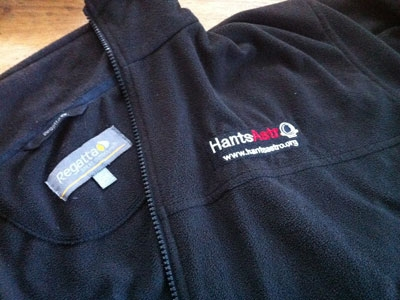 HantsAstro Fleece Black