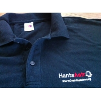 Polo Shirt Black - Hant..
