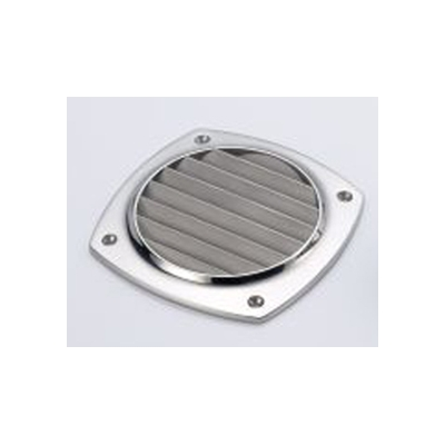 Vent flush 70mm Cast St..