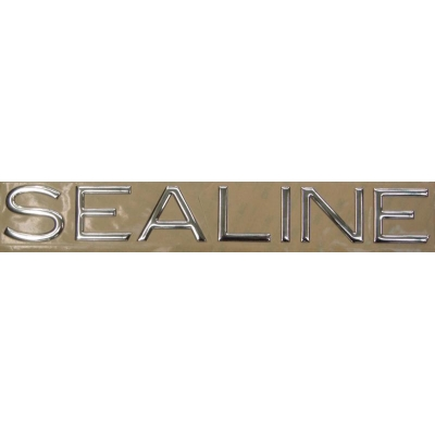 SEALINE raised chrome d..
