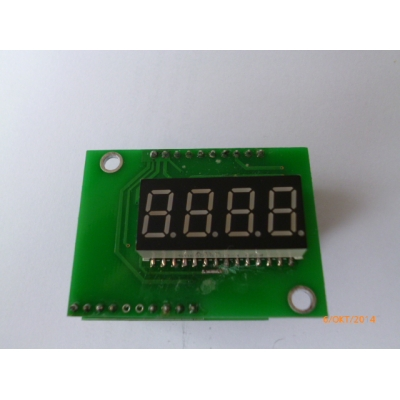 SC35 Digital DC Amp gauge