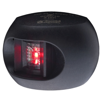 Aqua Signal Series 34 LED port black case