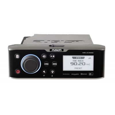 Fusion AV650 DVD Player..
