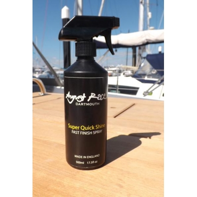 August Race Super Quick Shine UV - Fast Valet Spray Wax