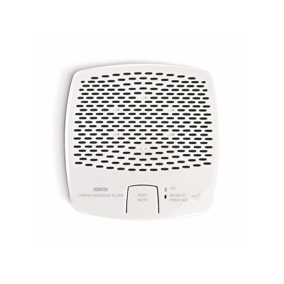 Xintex Fireboy CO Detector EOL replacement front with generator shut down
