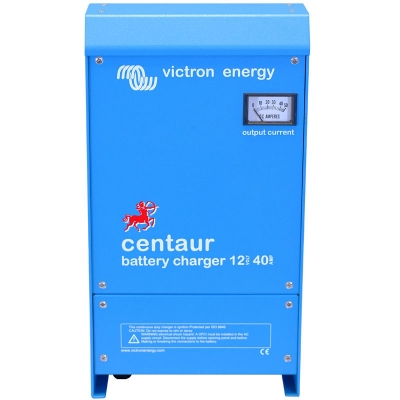 Battery charger Victron 40a