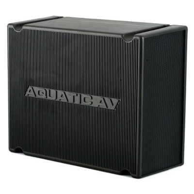 Aquatic AV 100w Compact Water Proof Box Subwoofer AQSPKSB2