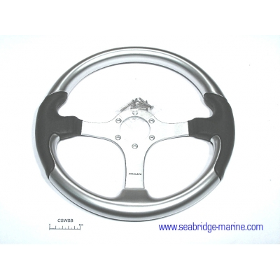 Sealine sports steering wheel