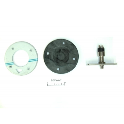 Lewmar / Simpson Lawrence Deck foot switch kit windlass