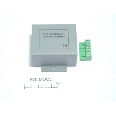 Multi-Voltage DC Dimmer..