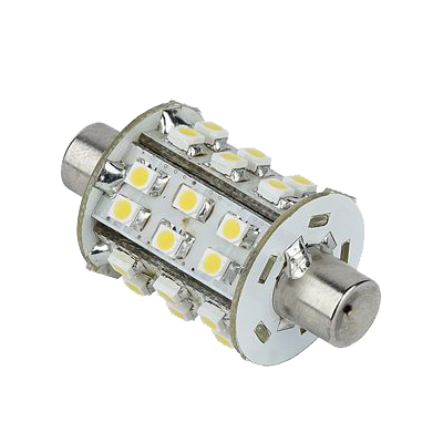 30-SMD LED Festoon Lamp Replacement LED Bulb for Aquasignal Anchor Light