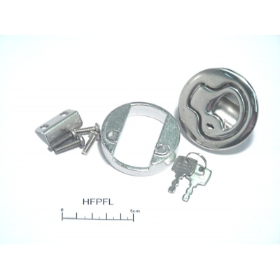 Slam latch stainless St..