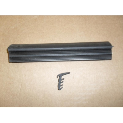 Windscreen seal black 25m roll