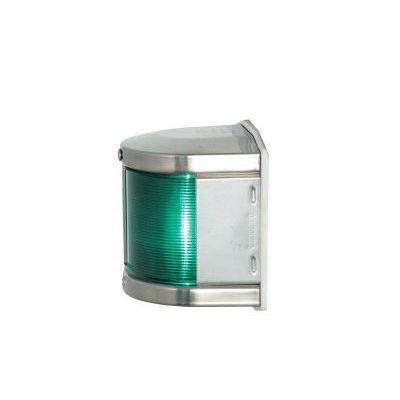 Navigation light Stainless Steel Starboard