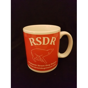 RSDR mug - in 4 colours