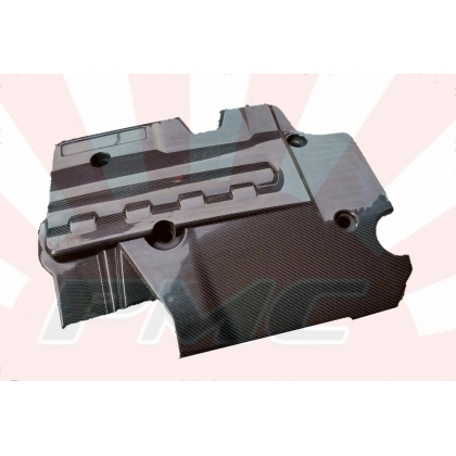 2.2CTDI Carbon Fibre Engine Cover