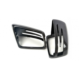 Mercedes Benz Wing Mirrors - Carbon Fi..