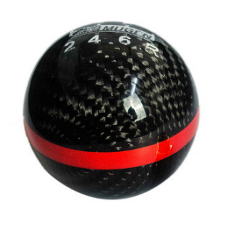 Carbon Fibre Gear Knob ..