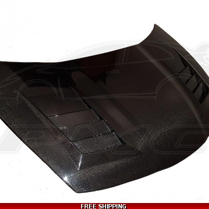 PMC Carbon Fibre Vented Bonnet