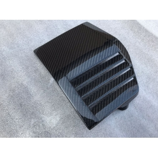 Engine Pump Cover - FK2 Carbon Fibre