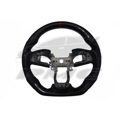 FK8 Steering Wheel - Carbon Fibre