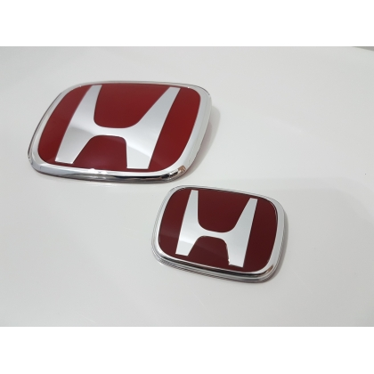 EP3 Honda Badges