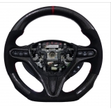 FN2 Steering Wheel - Carbon Fibre