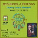 Mishnock & Friends March Dance Weekend 2015 V2