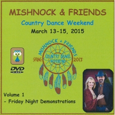 Mishnock & Friends March Dance Weekend 2015 V3