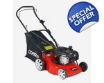 Cobra M40B 16' B&S Powered Push Lawnmower