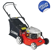 Cobra M40C 16' Petrol Push Lawnmower