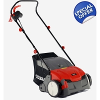 Cobra SA32E Electric Powered Scarifier / Aerator