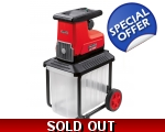 Mountfield MS2500 Electric Shredder