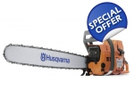 Husqvarna 395XP chainsaw 93.6cc 20