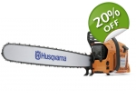 Husqvarna 3120XP chainsaw 118.8cc 36