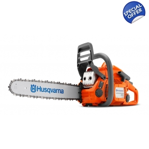 Husqvarna 435 Petrol Chainsaw 15' bar 40cc