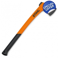 Stihl AX 15 P Polyamide Forestry Axe, 73cm