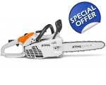 Stihl MS 193 C-E Petrol Chainsaw 12