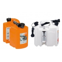 Stihl Combination canister Combi Can Orange OR Transparent