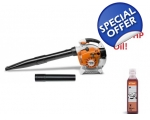 Stihl BG 86 C-E HandHeld Leaf Blower Low Noise
